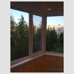Фото окон от компании СТЕК